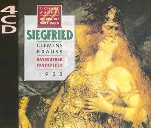 WAGNER, RICHARD - Siegfried (ring Der Nibelungen)