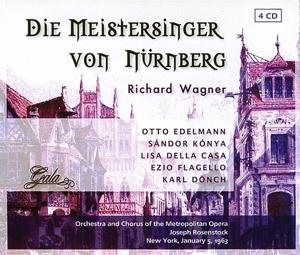 WAGNER, RICHARD - Die Meistersinger Von NÜrnberg