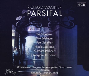 WAGNER, RICHARD - Parsifal
