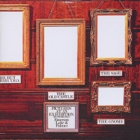 EMERSON LAKE PALMER - PICTURES AT AN EXHIBITION - 33T