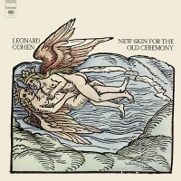 COHEN, LEONARD - New Skin For The Old Ceremony Record