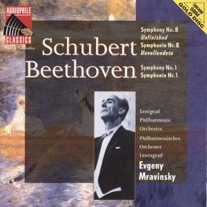 BEETHOVEN, LUDWIG VAN / SCHUBERT, FRANZ - Symphony No. 1 & Symphony No. 8 Unv