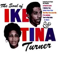 TURNER, IKE & TINA - THE SOUL OF IKE & TINA - 33T