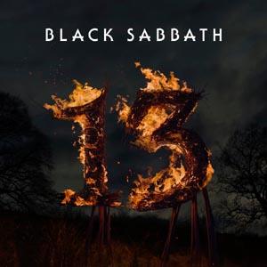 BLACK SABBATH - 13 - 33T