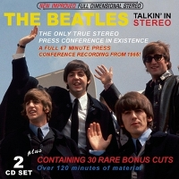 BEATLES - Talkin' In Stereo Record