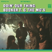 BOOKER T & MG'S - Doin' Our Thing Album