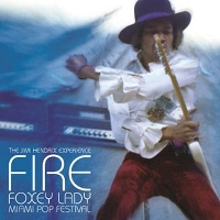 Fire  Foxey Lady