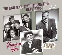 DRIFTERS, THE / KING, BEN E. / MCPHATTER, CLYDE - Greatest Hits EP
