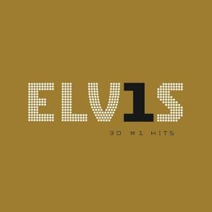 ELVIS PRESLEY - ELVIS 30 #1 HITS - 33T