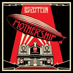Led Zeppelin Mothership Records Lps Vinyl And Cds