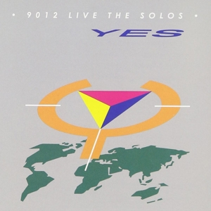 YES - 9012 Live - The Solos Single