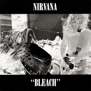 NIRVANA - Bleach Single