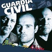 GUARDIA CIVIL - BRING ON THE KNIGHTS - CD single