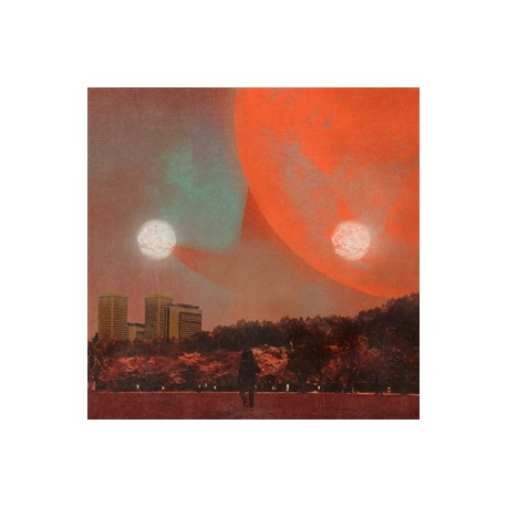 Paceshifters - Waiting To Derail (Ltd. Edition Colored Vinyl) LP