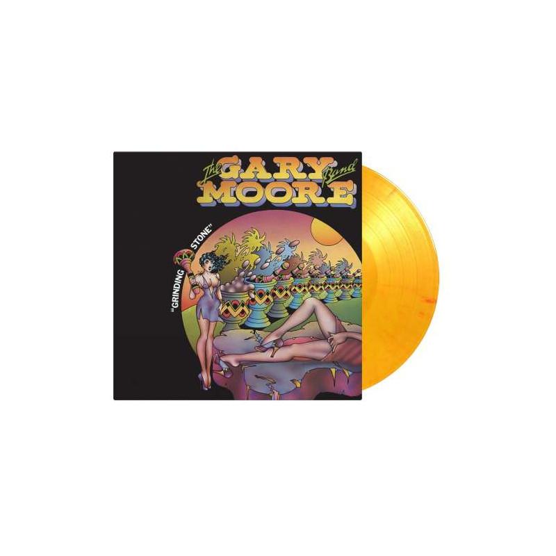 CAPTIVES - OVER THE RAINBOW (COLOURED) LP