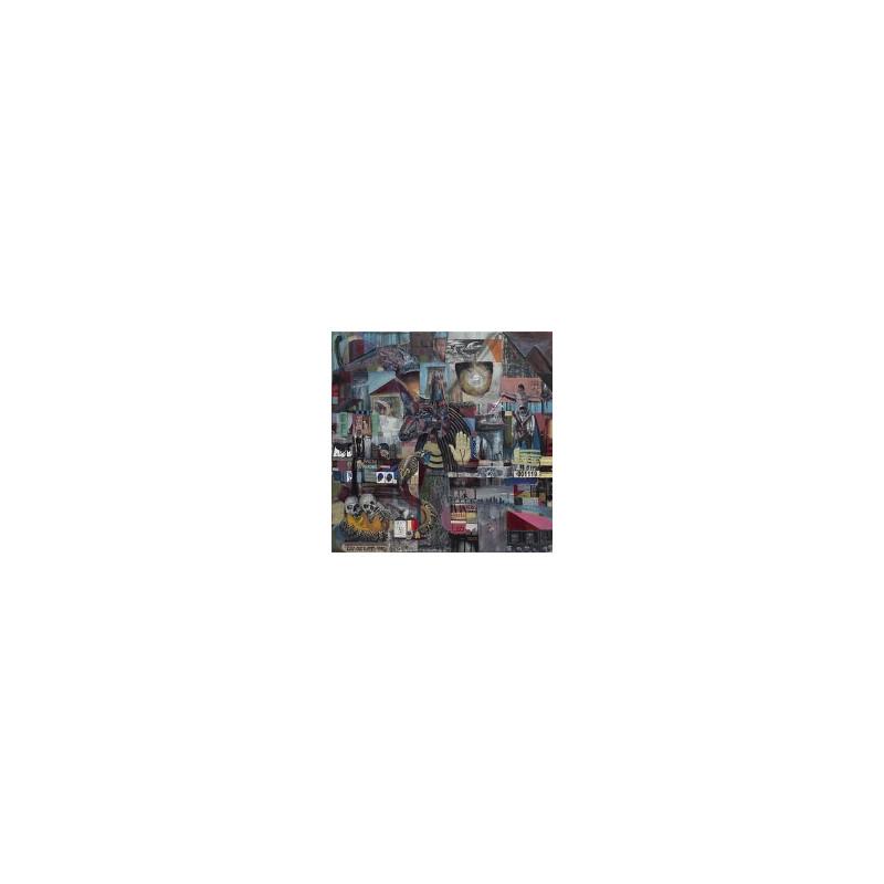 MULDAUR, GEOFF & THE TEXAS SHEIKS - GEOFF MULDAUR & THE TEXAS SHEIKS LP