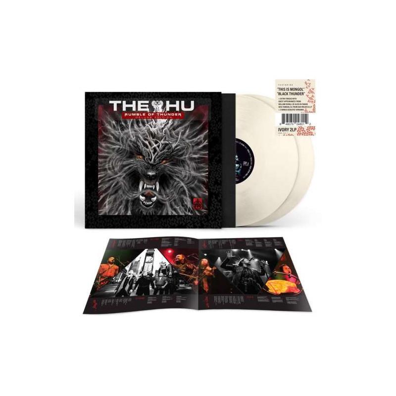 LOVE A - IRGENDWIE - ROTES VINYL LP
