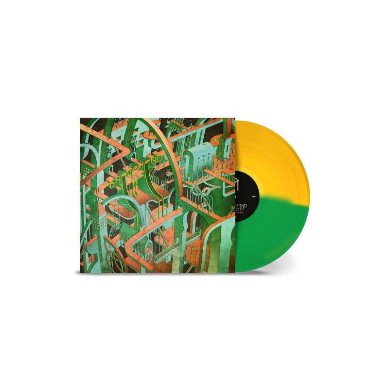RUNNNER - ALWAYS REPEATING (LTD. CLOUDY CLEAR VINYL) LP
