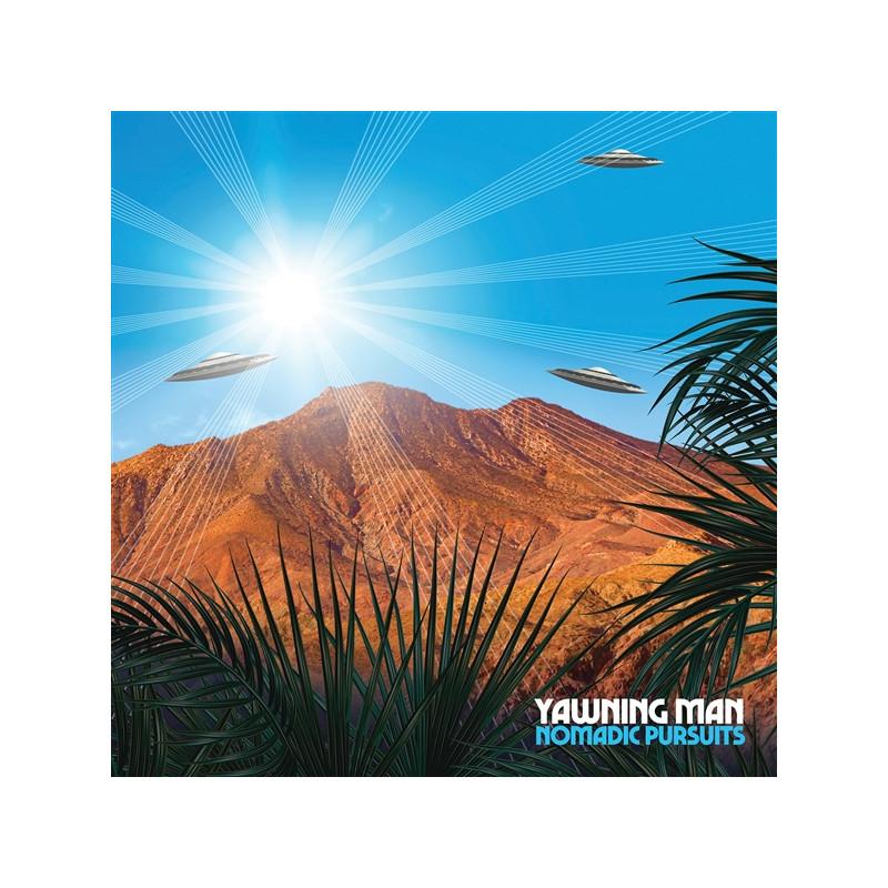 Kingsnake - Resonance (ltd White/blue Marbled Vinyl) Lp