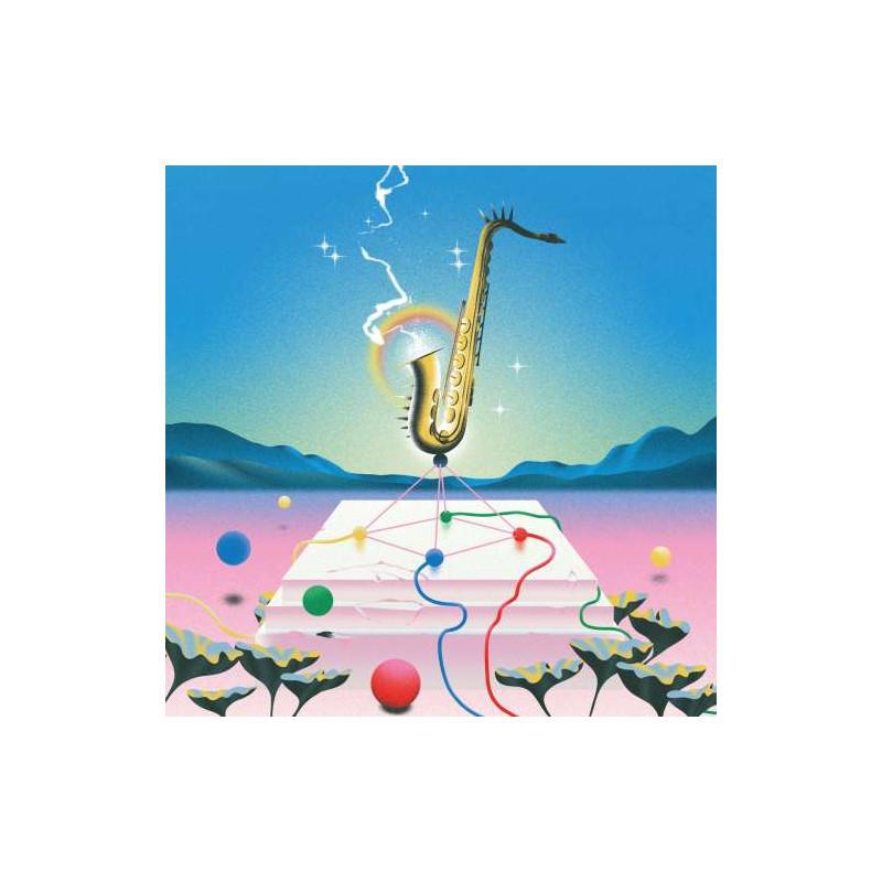 """Tom Zeta - Cargo Ep (12''+mp3) 12"""""""