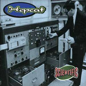 HEPCAT - SCIENTIFIC - CD