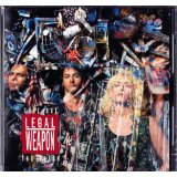 LEGAL WEAPON - TAKE OUT THE TRASH - CD