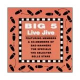 BIG 5 - LIVE JIVE - CD