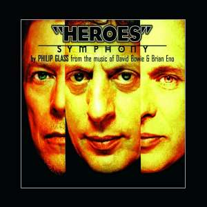 bowie, david/philip glass heroes symphony -hq-