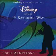 ARMSTRONG, LOUIS - DISNEY SONGS THE SATCHMO - CD