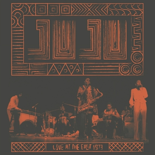 juju live at the east 1973