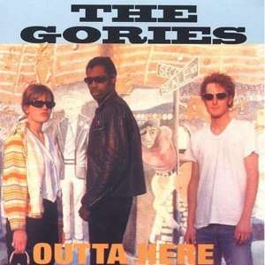 GORIES - OUTTA HERE - CD