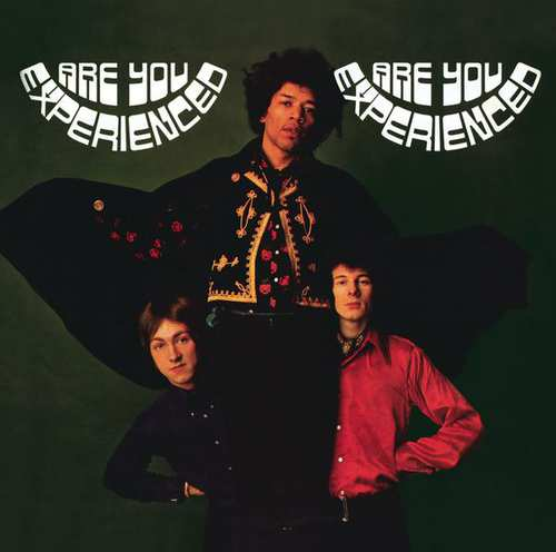 hendrix, jimi -experience- are you experienced
