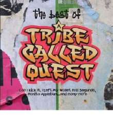 A TRIBE CALLED QUEST - BEST OF - CD