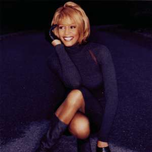 HOUSTON, WHITNEY - MY LOVE IS YOUR -13TR.- - CD single
