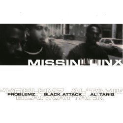 MISSIN' LINX - M.I.A. / Lock'd - 7inch (SP)