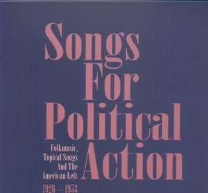 v/a songs for political actio