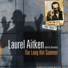 AITKEN, LAUREL -& THE SKATALITES- - LONG HOT SUMMER - CD
