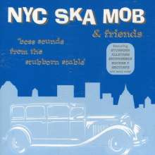 VARIOUS - NEW YORK CITY SKA MOB & FRIENDS - CD