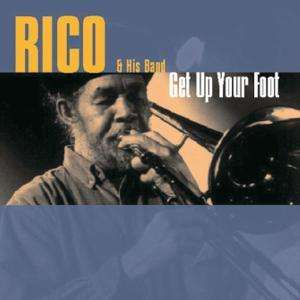 RICO & HIS BAND - GET UP YOUR FOOT - CD