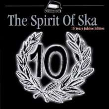 VARIOUS (10 YEARS PORK PIE) - SPIRIT OF SKA - CD