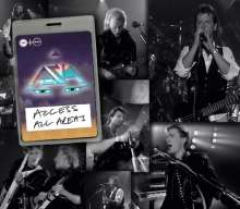 ASIA ACCESS ALL AREAS -CD+DVD-