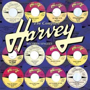 VARIOUS - COMPLETE HARVEY RECORDS SINGLES - CD
