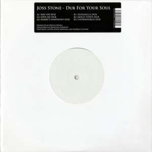 STONE, JOSS DUB FOR YOUR SOUL