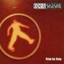 OPEN SEASON - STEP BY STEP - CD single
