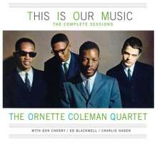 COLEMAN, ORNETTE - THIS IS OUR MUSIC - CD