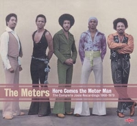 METERS, THE - HERE COMES THE METER MAN - CD