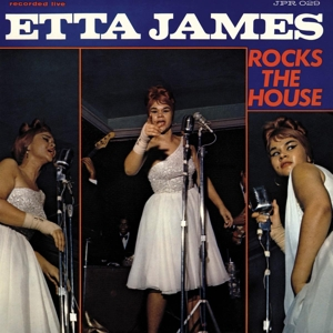 james, etta rocks the house (ltd dark blue vinyl)