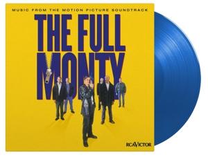 o.s.t. ganz oder gar nicht / the full monty (ltd blue lp)
