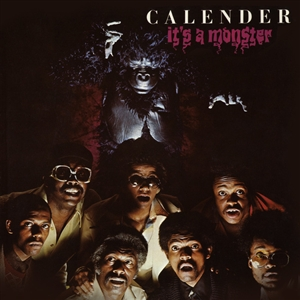 CALENDER IT'S A MONSTER