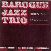 baroque jazz trio orientasie/largo